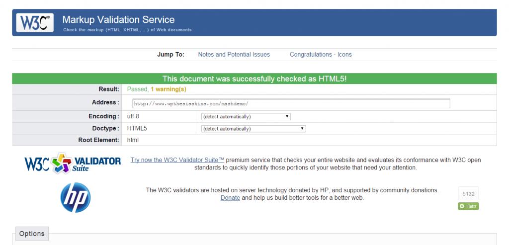 html5 validation