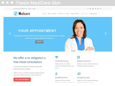 Thesis Medicare Skin