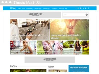 Thesis Mash Skin