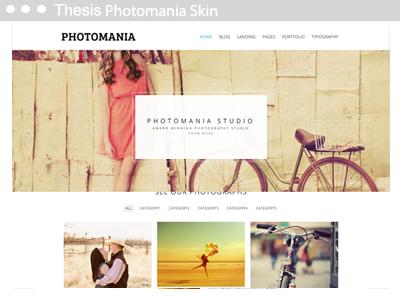 Thesis photomania Skin